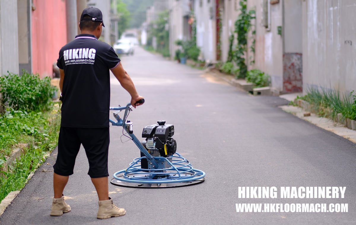 Concrete-Helicopter-Hiking-Machinery