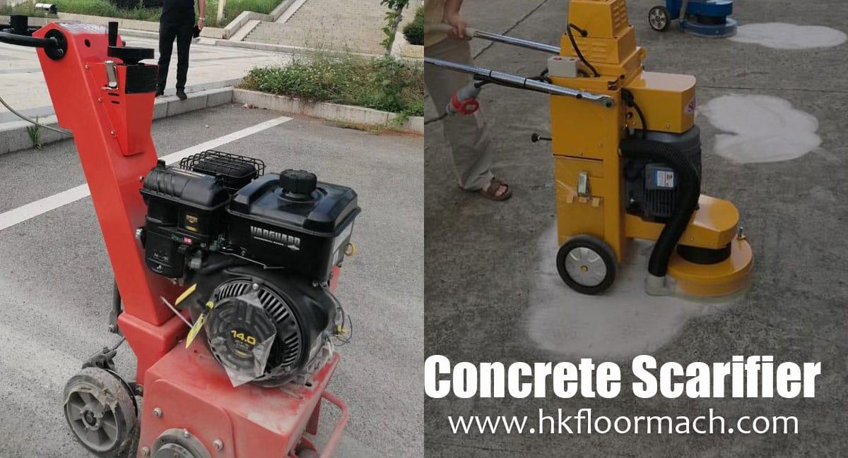 Concrete Planer Vs Concrete Grinder