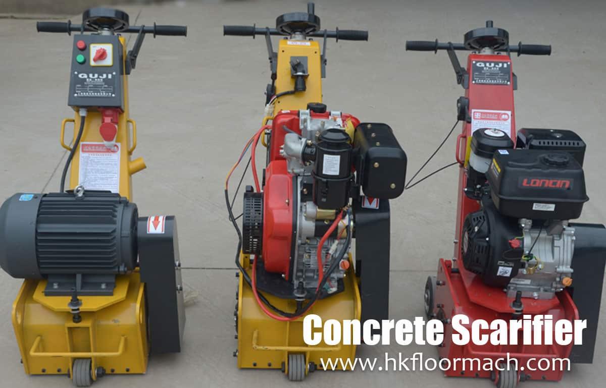 Concrete Scarifier