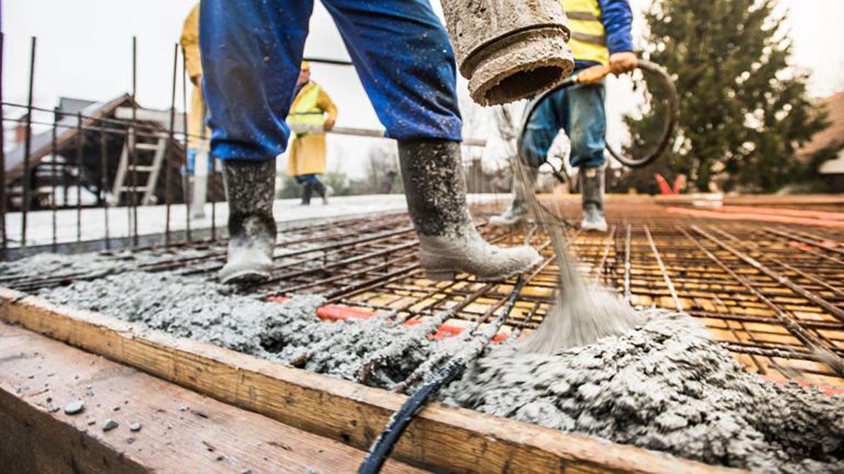 Concrete-vibrating-works