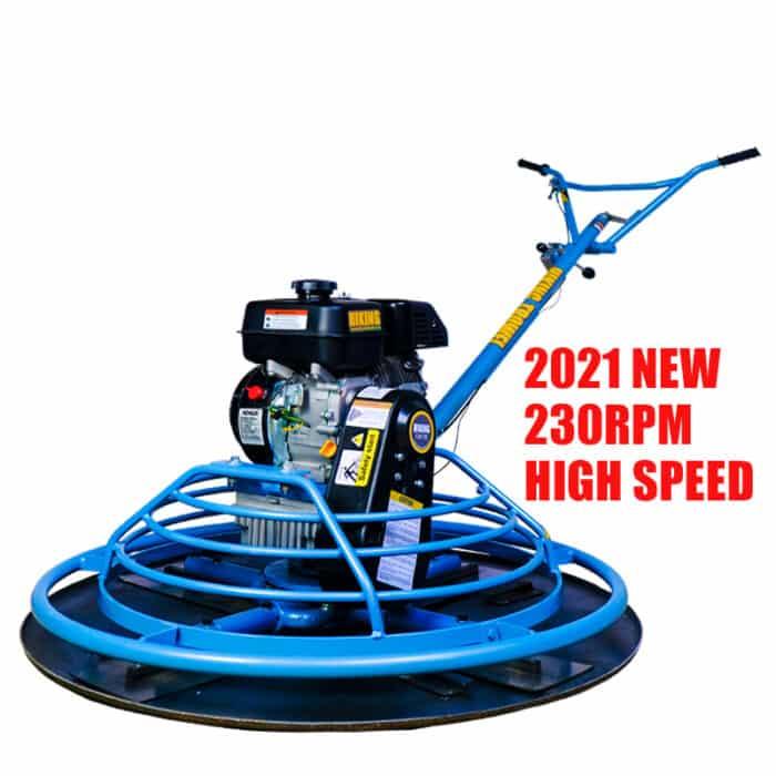 "36"" high speed power trowel"