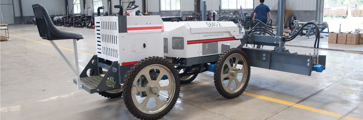 Ride on Laser Screed for Sale
