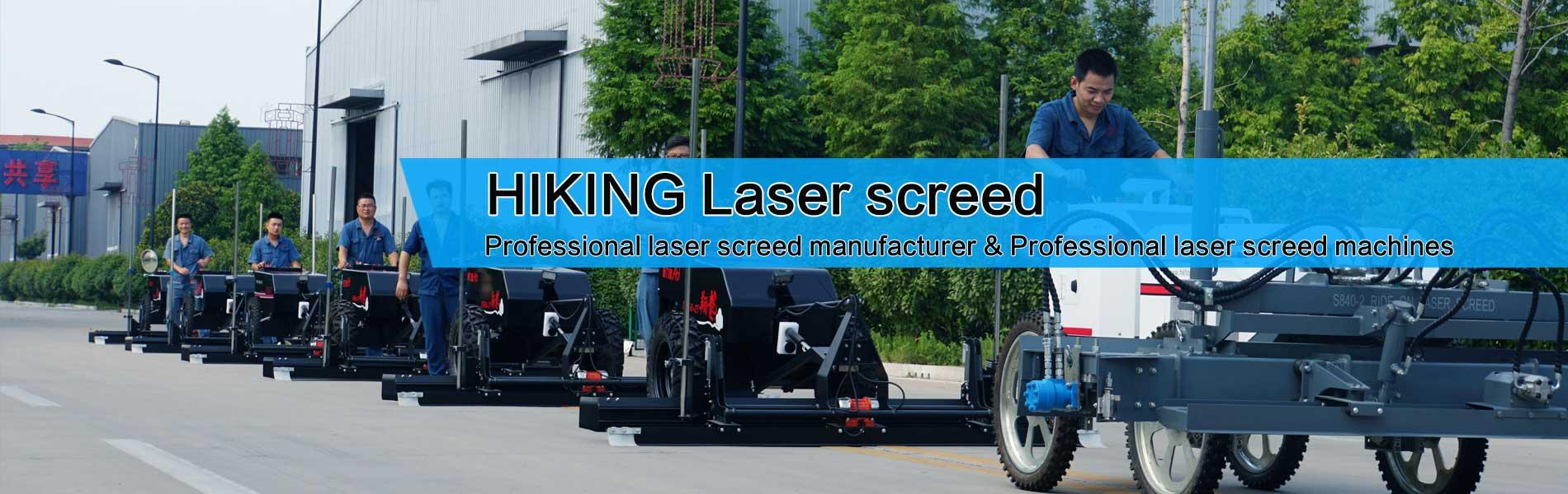 HIKING-Laser-screed