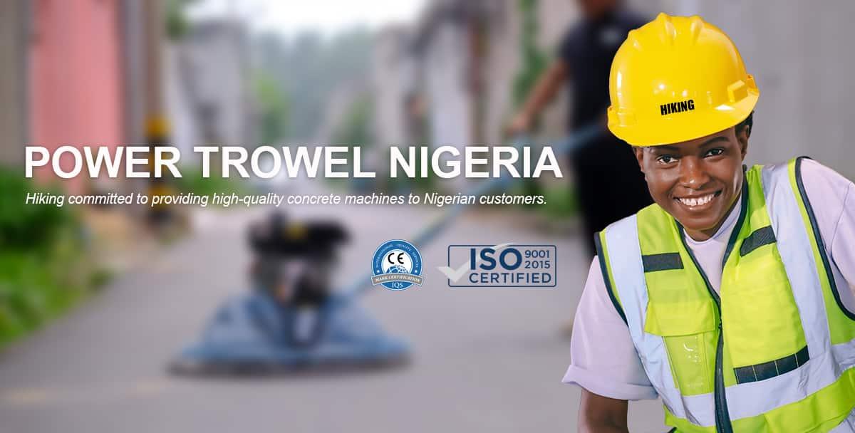 Concrete Power Trowel For Sale in Nigeria