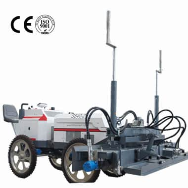 s840-2 ride on laser screed