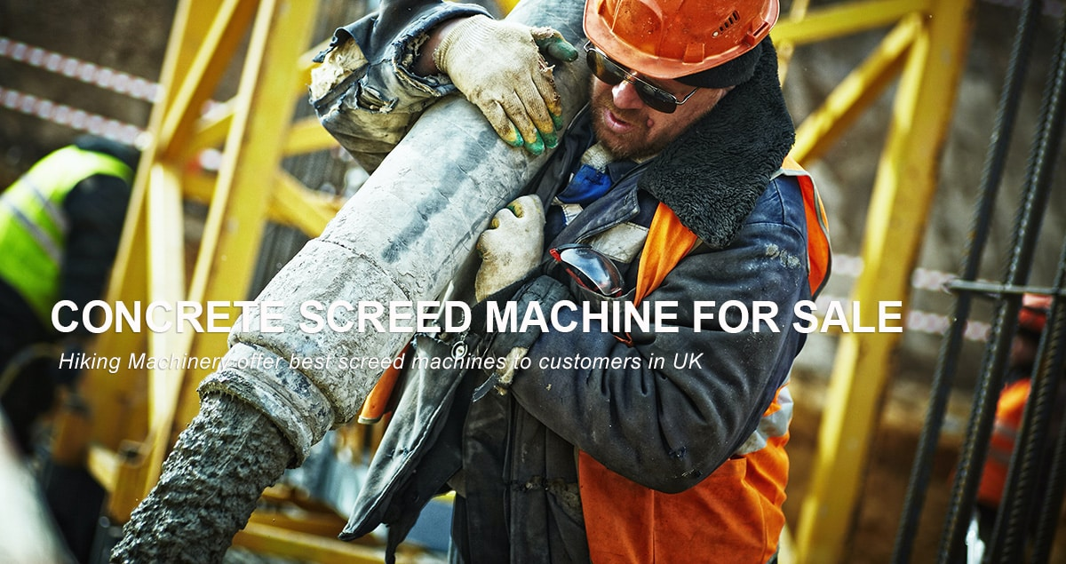 concrete screed machine for sale in UK