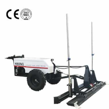 EV850-2S walk behind laser screed