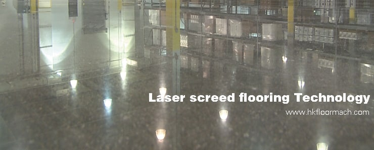 laser screed technology