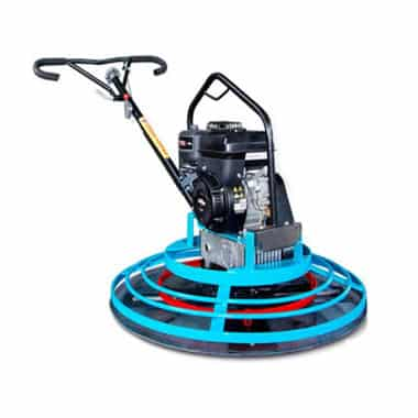 p100 power trowel machine