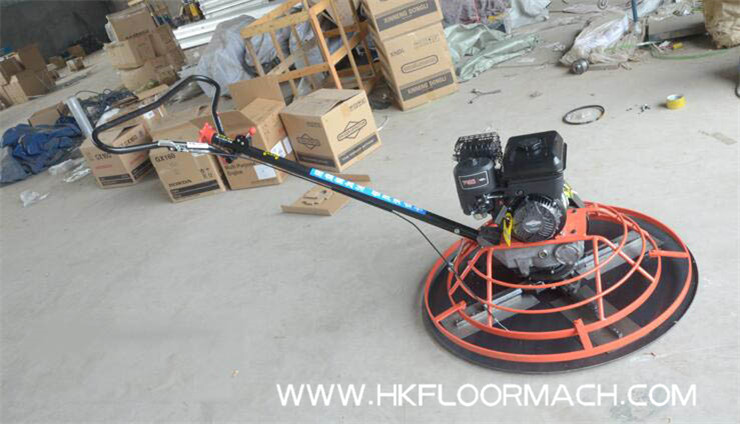 W100 Power trowel machine 3