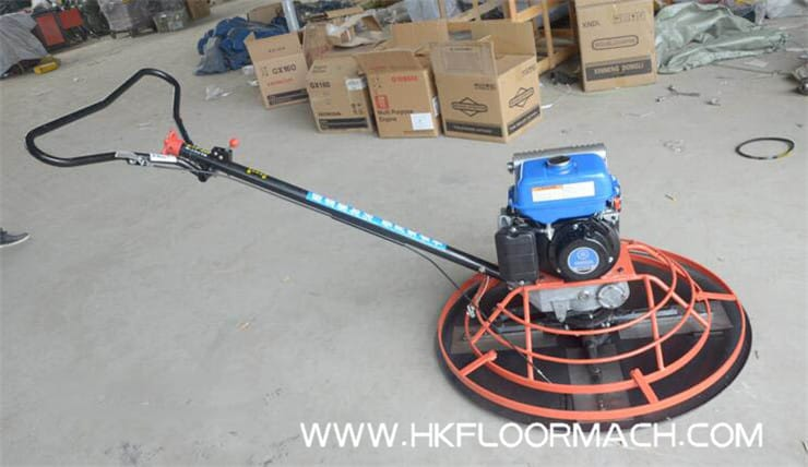 W100 Power trowel machine 4