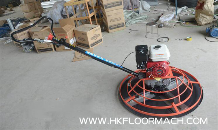 W100 Power trowel machine 5