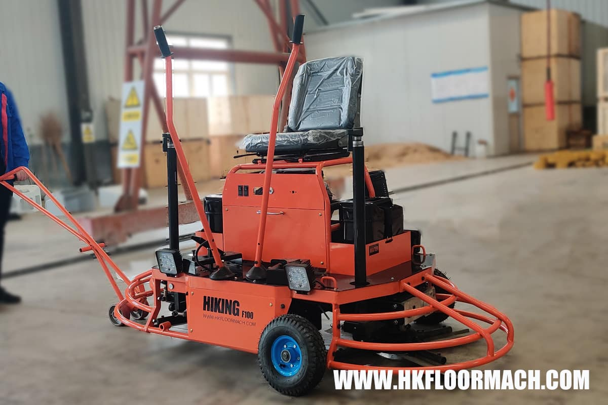 riding power trowel for sale