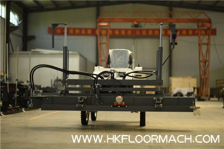 S740 Ride on Concrete laser screed Machine 2