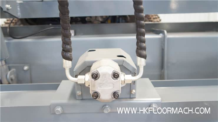 high-speed hydraulic motor of s840-2 laser screed