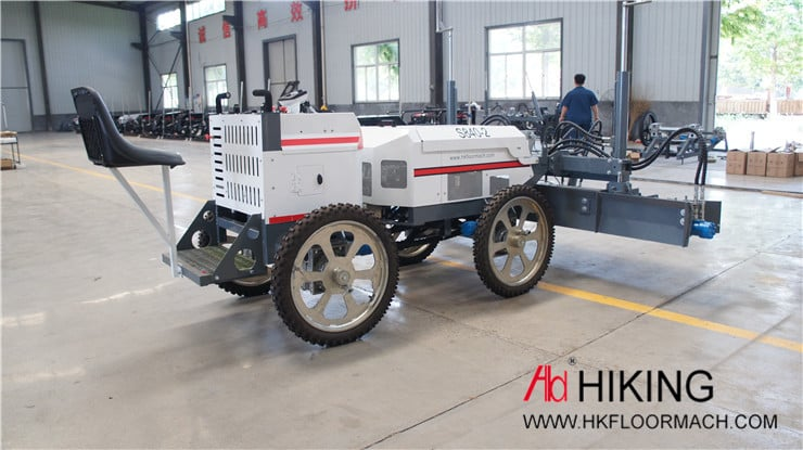 S840 concrete laser screed machine