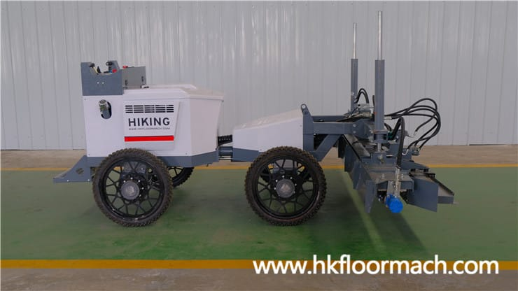 s940-p ride on laser screed machine