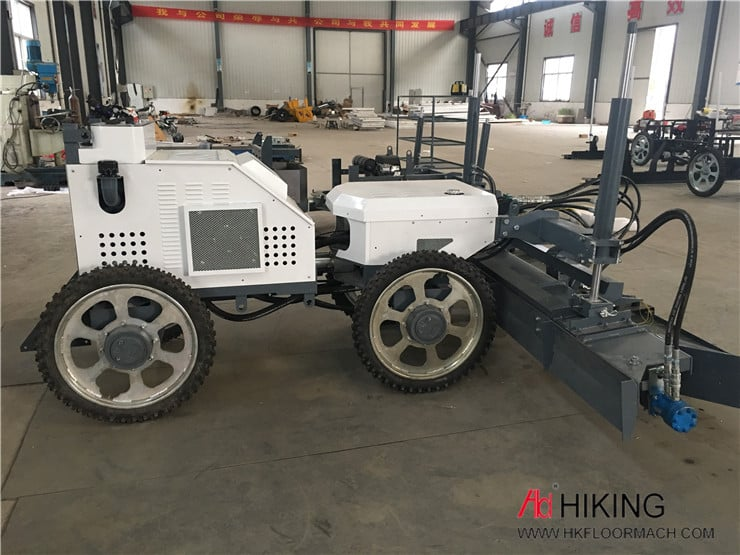 S940 Ride on concrete laser screed machine 8