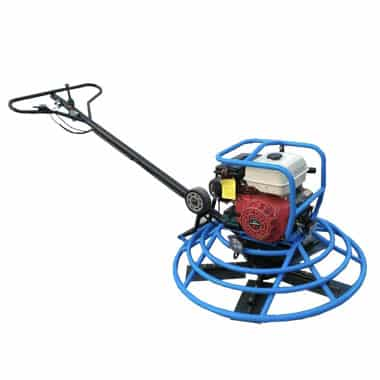 supper power trowel machine