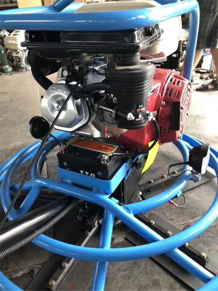 G100 Supper Power Trowel Machine 5
