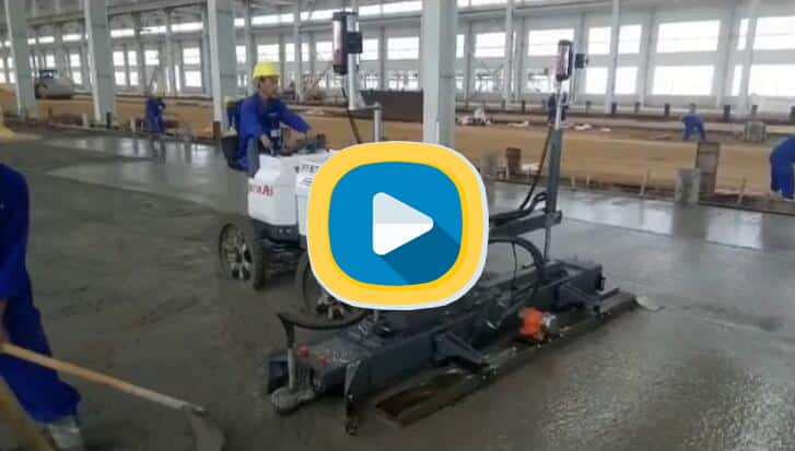 video of ride on laser screed1