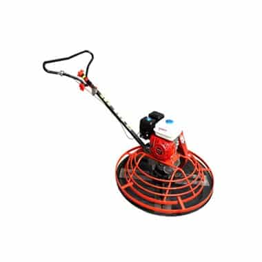 w90 power trowel machine