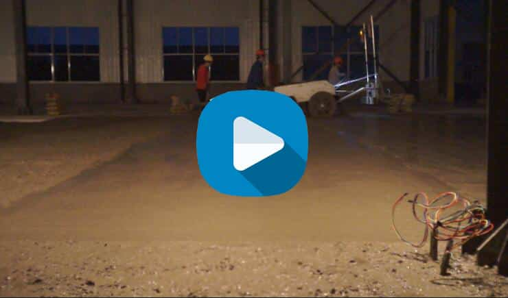walk behind laser screed working auction